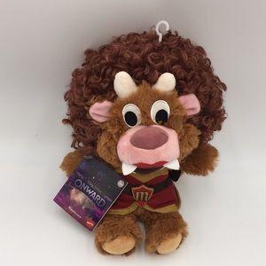 Disney Pixar Onward Manticore Plush Animal Mattel